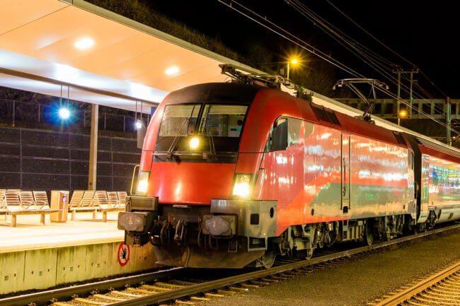 Anreise per Bahn - Jugendhotel Saringgut, Wagrain