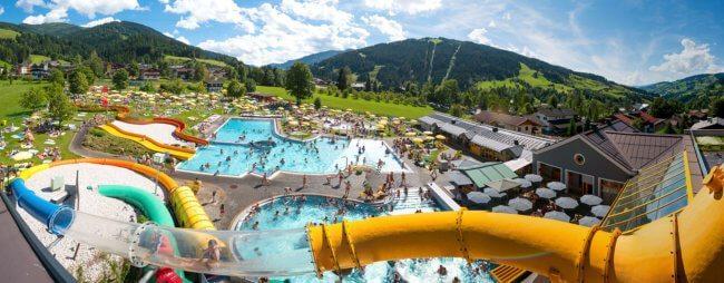 Projektwochen & Klassenfahrten in Salzburg, Jugendhotel Saringgut in Wagrain
