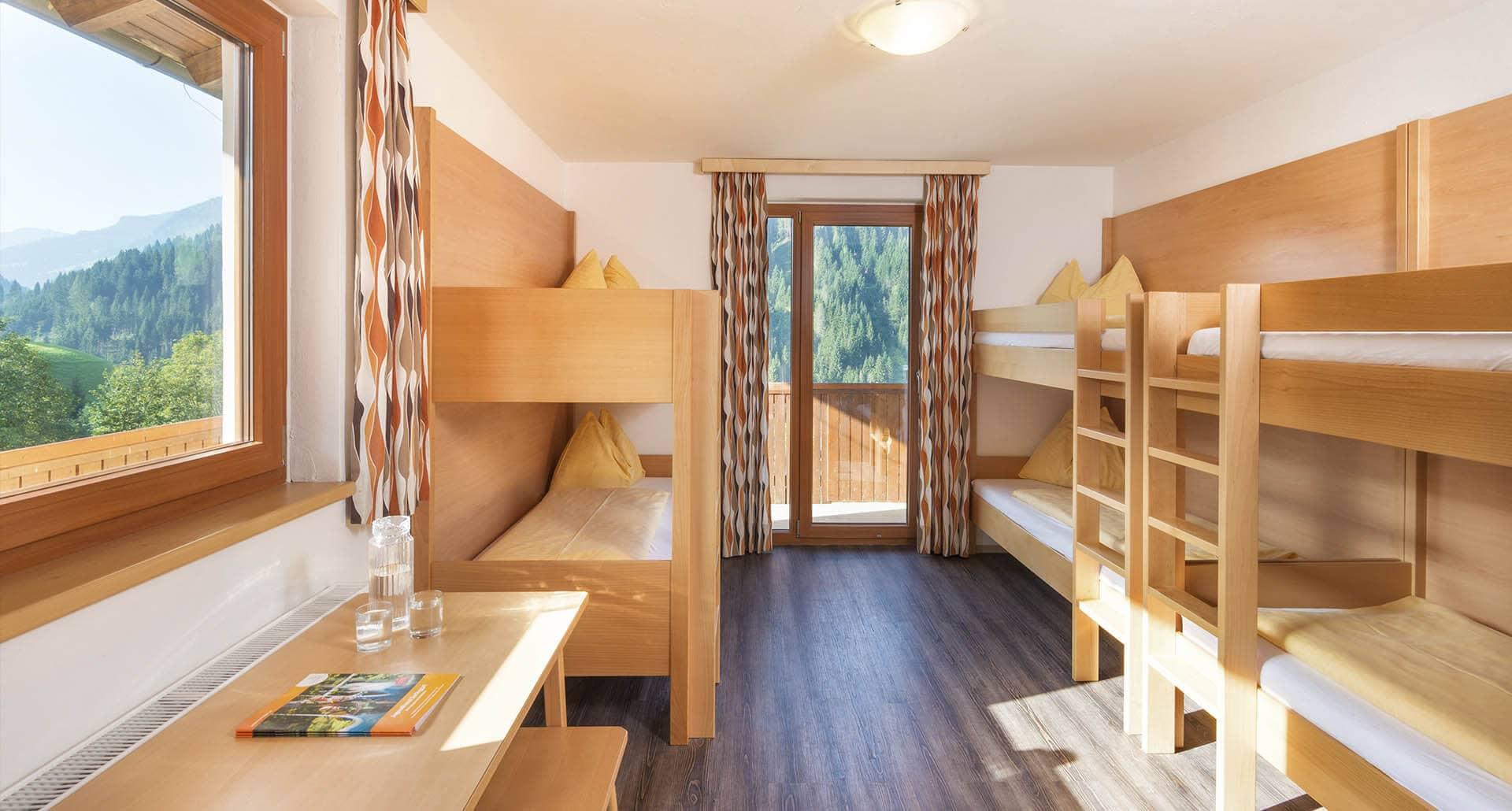 Jugendgästehaus & Jugendhotel Saringgut - Sportwoche & Projektwochen