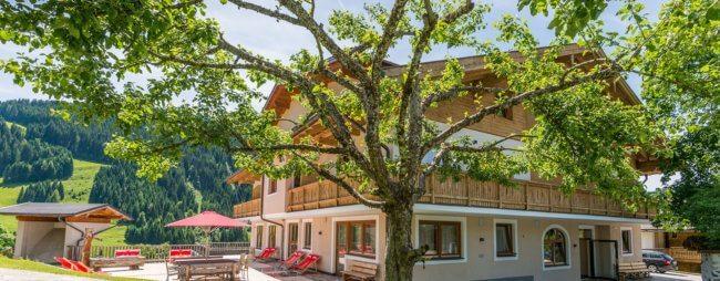 Jugendhotel Saringggut in Wagrain, Salzburg