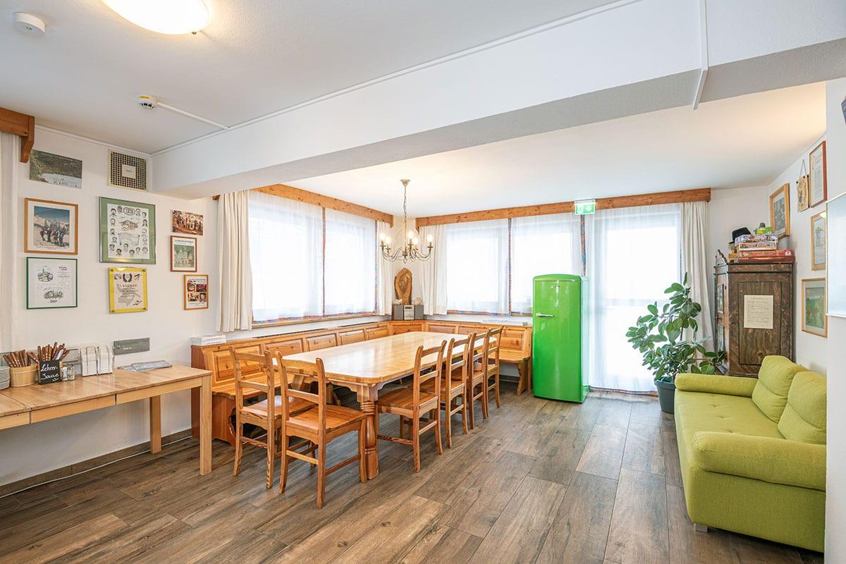 Lehrerstüberl im Jugendhotel Saringgut, Wagrain, Salzburg