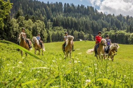 Reiten - Sommersportwoche im Salzburger Land
