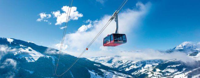 Skigebiet Wagrain-Kleinarl, Ski amadé