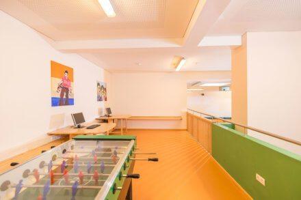 Tischfußball - Jugendhotel Saringgut in Wagrain