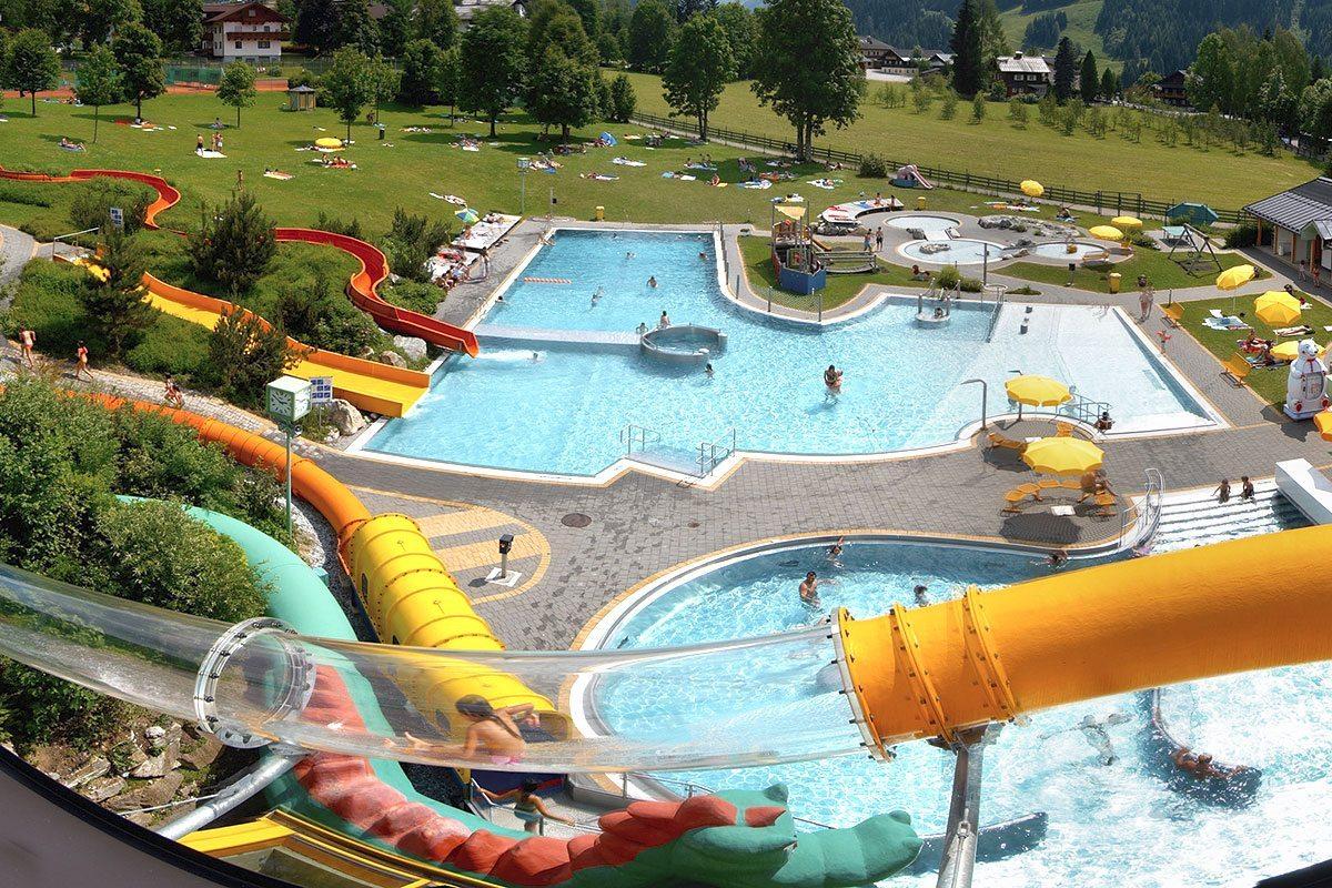Erlebnisbad Wasserwelt Wagrain, Salzburger Land