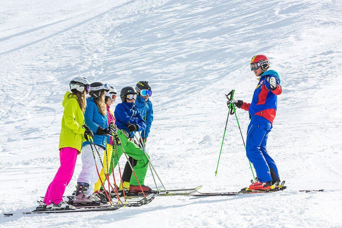 Skikurs - Wintersportwoche im Salzburger Land