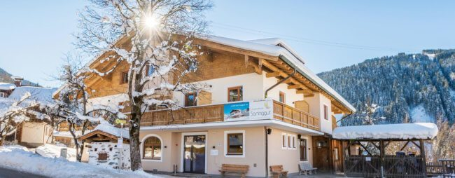 Wintersportwoche in Wagrain, Salzburg